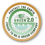 Proud to be a Green Company